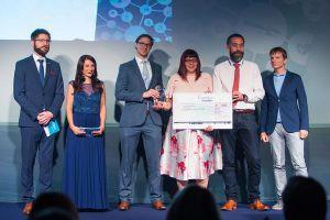 Winner University Challenge & Grega Milcinski
