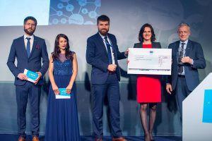 Winner EC Sustainable & Philippe Brunet