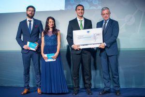 Winner EC Prize BigData & Philipp Brunet