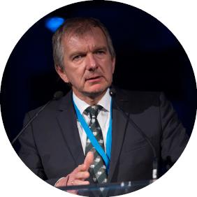 Gunter Schreier, Deputy Director German Remote Sensing Data Center (DFD), German Aerospace Center (DLR)