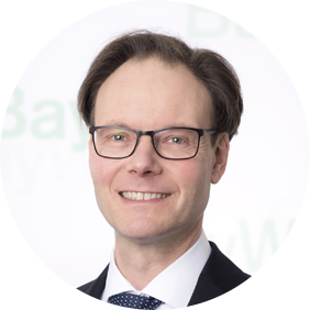 Jörg Migende, Head of Agricultural Distribution & Head of Digital Farming, BayWa