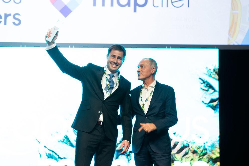 Copernicus Masters Airbust Multi-Data Challenge Winner 2018