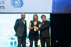 Copernicus Masters Astrosat Disaster Management Challenge Winner 2018