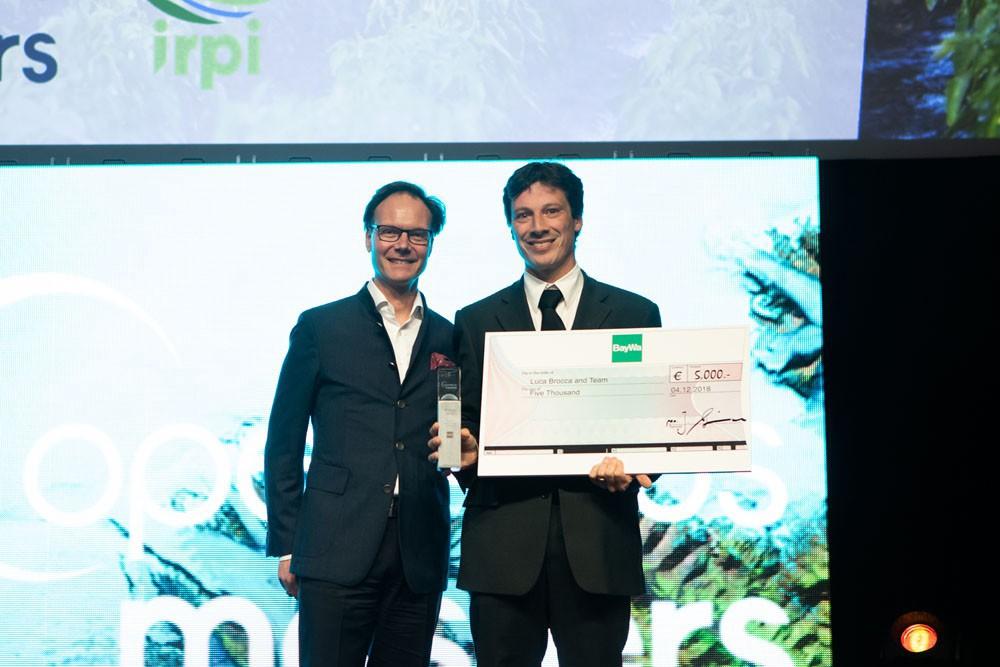Copernicus Masters BayWa Smart Farming Challenge Winner 2018