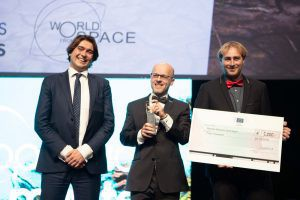 Copernicus Masters Copernicus Government Challenge Winner 2018