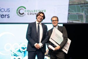 Copernicus Masters Copernicus Land Monitoring Challenge Winner 2018