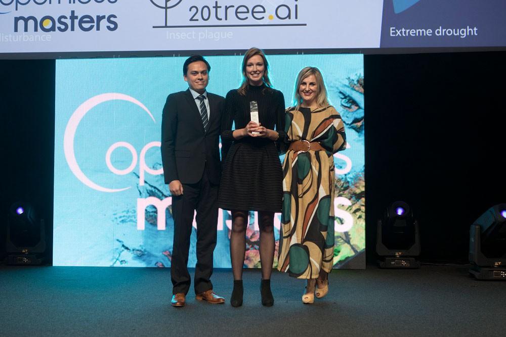 Copernicus Masters Planet Challenge Winner 2018