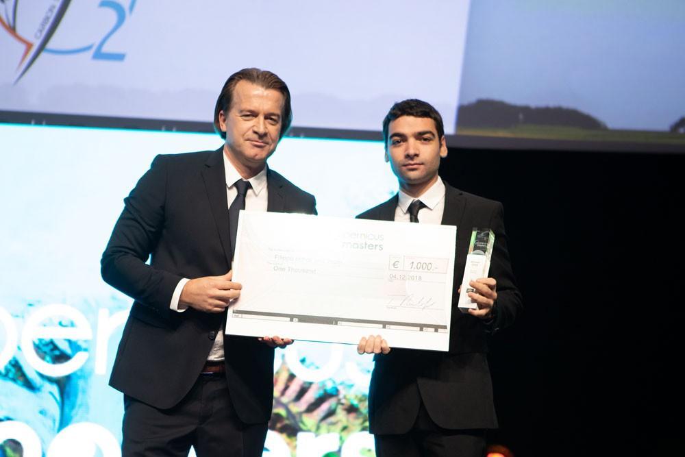 Copernicus Masters University Challenge Winner 2018