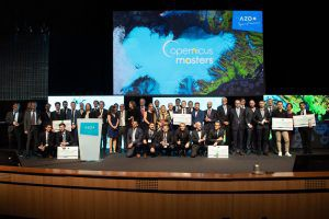 all Copernicus Masters winners 2018