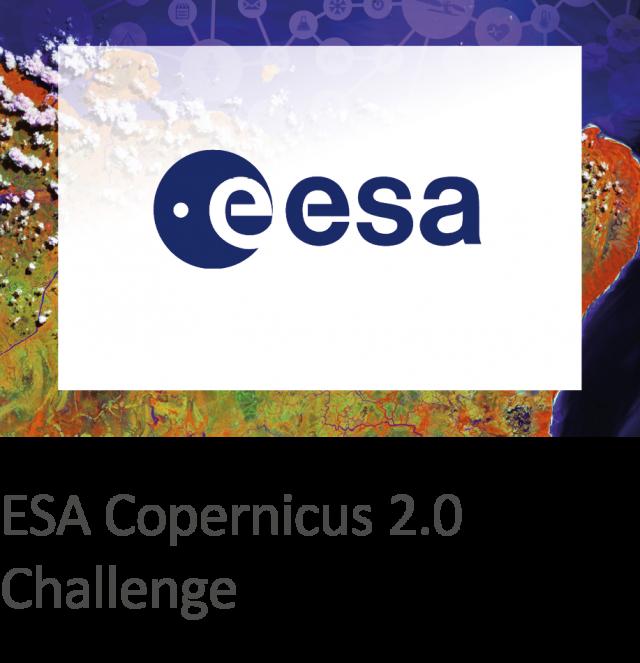 Copernicus Masters ESA Copernicus 2.0 Challenge