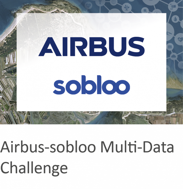 Copernicus Masters Airbus-sobloo Multi-Data Challenge