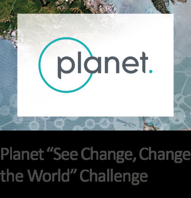Copernicus Masters Planet Challenge
