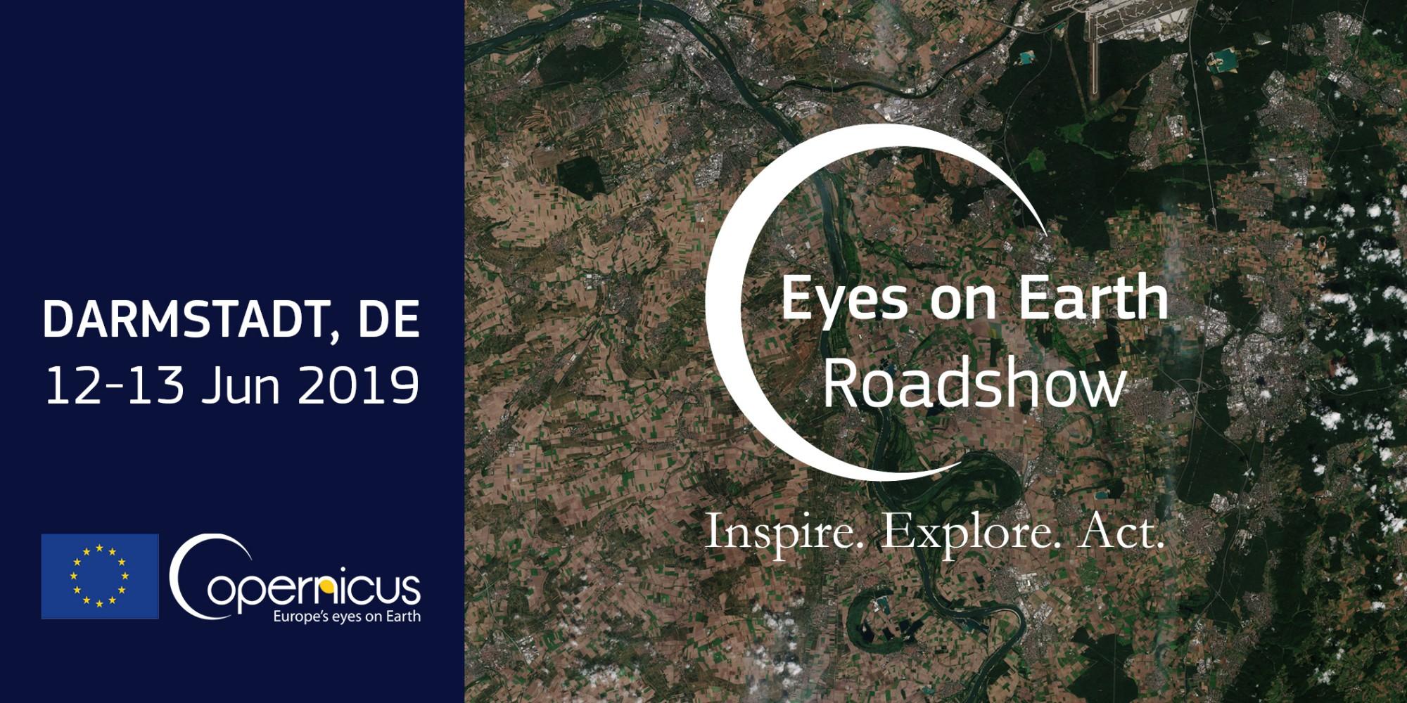 "Copernicus ""Eyes on Earth"" Roadshow"