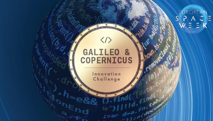 SpaceWeek_for Galileo & Copernicus Innovation Challenge hackathon