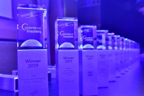 Copernicus Masters Awards Ceremony 2019