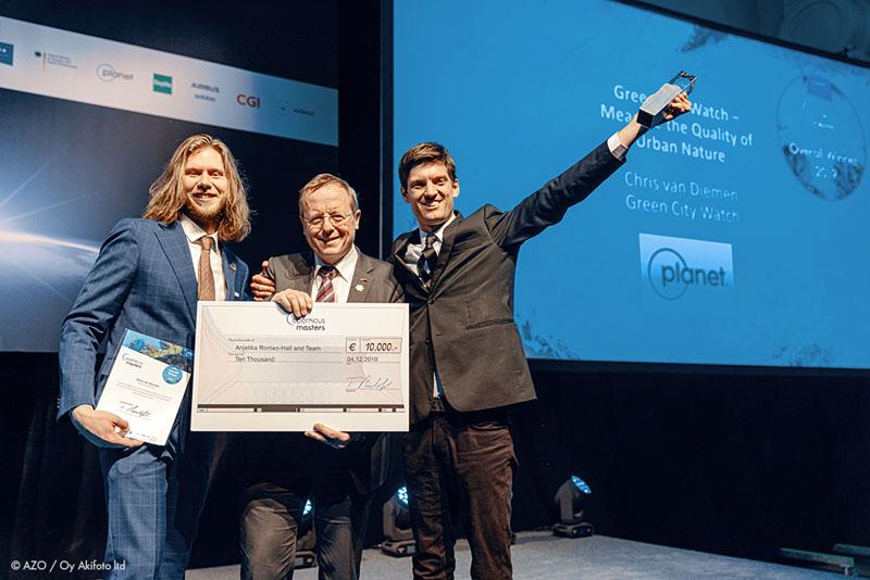 2019 Copernicus Masters Winner Overall (Planet) Kopie