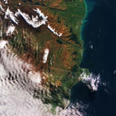 ClearSky Vision – Up to Date Cloudless Optical Satellite Imageary