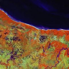Myriad - Satellite Triggered Drone