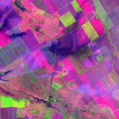 SPACE-IRR – How Much Water for Irrigation?